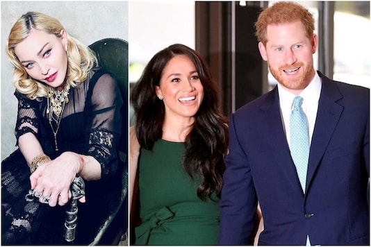 Madonna Offers Her New York Apartment to Prince Harry, Meghan Markle