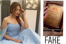 Bigg Boss 13's Mahira Sharma Slammed by Dadasaheb Phalke International Film Festival for Conflicting Claims