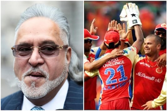 Vijay Mallya has been taking digs at his former T20 team on Twitter | Image credit: Reuters/Reuters