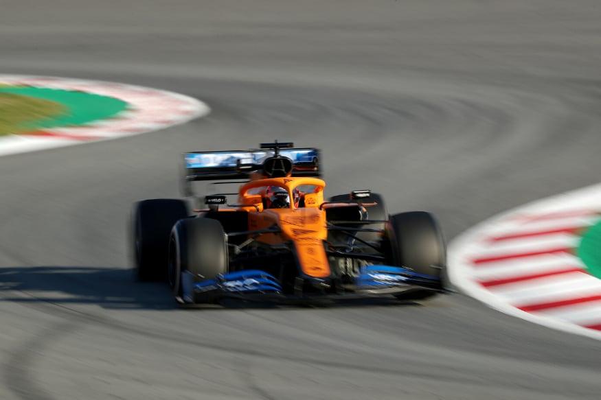 McLaren Taking Coronavirus Precautions at Barcelona F1 Test, First Team to Do So