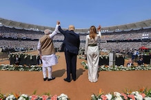India is Incredible, Lot of Progress Made in Bilateral Ties During Visit, Says Donald Trump