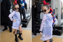 6-yr-Old Instagram Influencer Wows All at NY Fashion Week