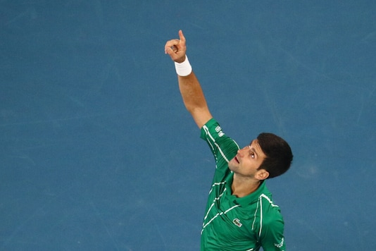 Novak Djokovic (Photo Credit: Reuters)