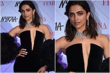 Deepika Stuns in Incredibly Low-Cut Outfit at an Award: See Pics