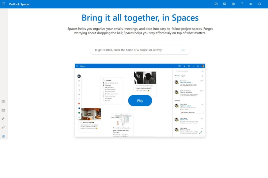 Microsoft Could Soon Launch AI-Assisted Feature Outlook Spaces