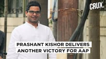 Prashant Kishor Proves His Mettle Once Again Following Arvind Kejriwal's Victory