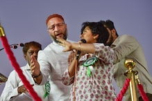 Woman Who Raised Pro-Pak Slogan at Rally as Owaisi Tried to Stop Her Charged With Sedition
