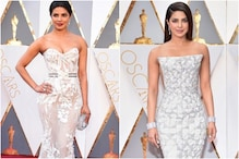 Priyanka Chopra Shares Throwback Pics of Her Oscar Looks, Asks Fans to Vote for Best Film