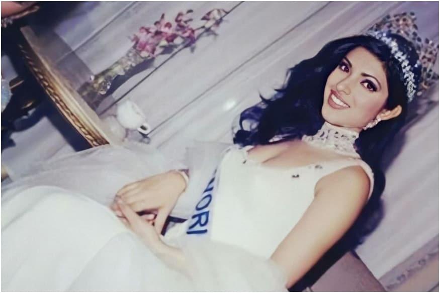 Priyanka Chopra Shares 20 Years Old Pic of Herself When She Won Miss World, See