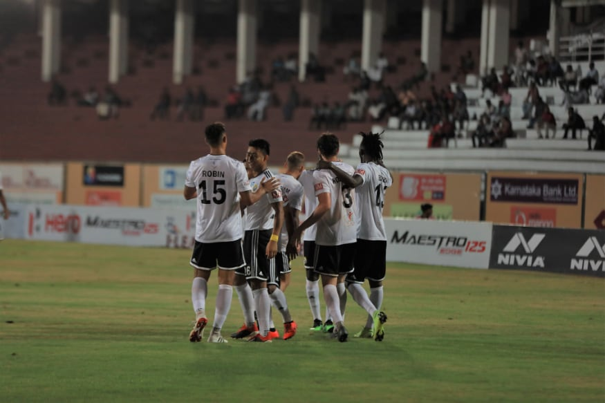 I-League 2019-20: Real Kashmir FC Edge Out Gokulam Kerala FC to Move Up to 3rd in Table