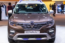 Auto Expo 2020: Renault Triber MPV With Easy-R AMT Unveiled in India