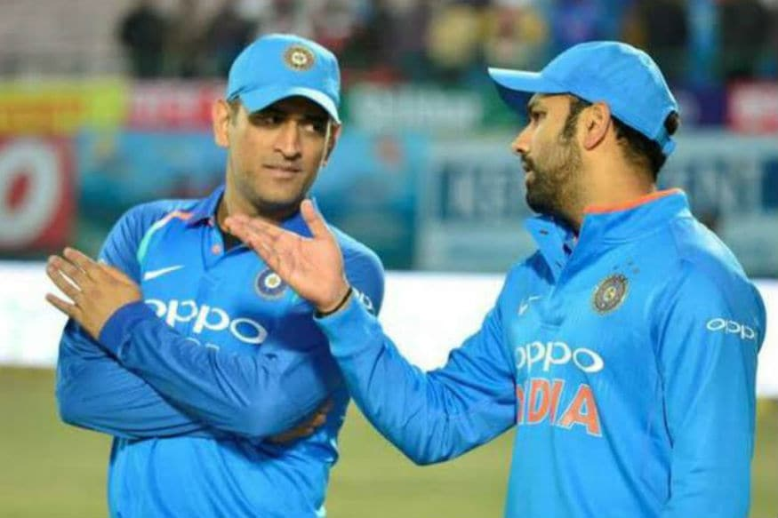 Credit For Rohits Success Goes to Dhoni: