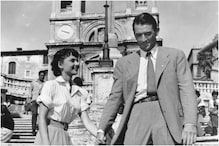 This Valentine's Day Watch Roman Holiday, A Romantic Comedy that Never Ages