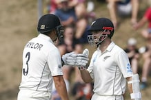 India vs New Zealand | Kane Williamson & Ross Taylor Ensure Hosts Take Lead into Day 3