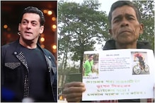 Salman Khan's Fan Ride Cycle for 600 km to Meet Him at Awards