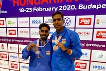 Hungarian Open: Sharath Kamal-Sathiyan Gnanasekaran Settle for Silver After Splendid Week