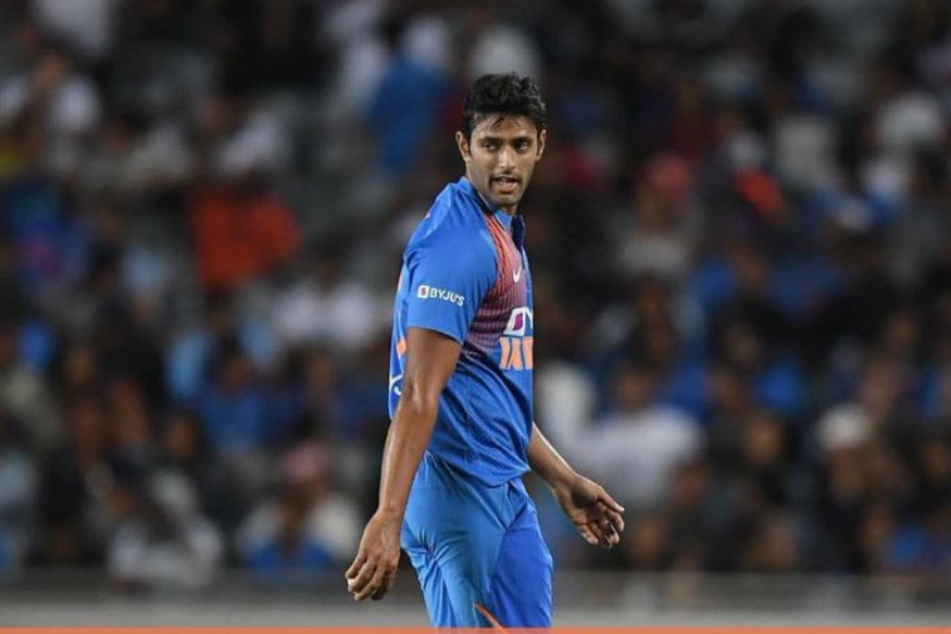 India vs New Zealand   Shivam Dube Hit For 34 Runs in an Over, Second Most Expensive in T20I History