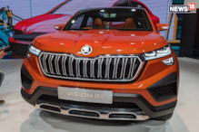 Auto Expo 2020: Skoda Vision IN Concept SUV Detailed Image Gallery