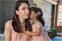 This Adorable Picture of Inaaya Whispering to Soha Ali Khan is the Cutest Thing on Internet Today