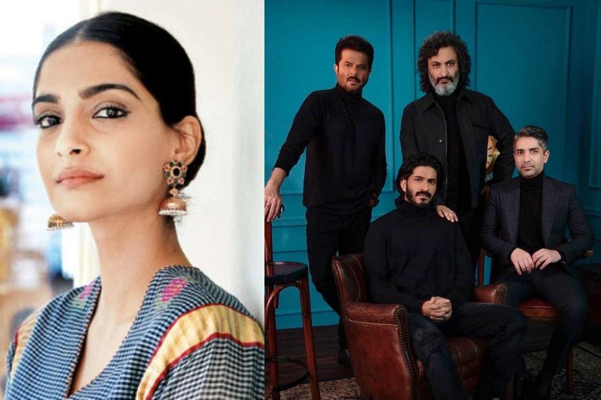 Sonam Kapoor Wishes Dad Anil, Brother Harshvardhan Good Luck for Abhinav Bindra Biopic