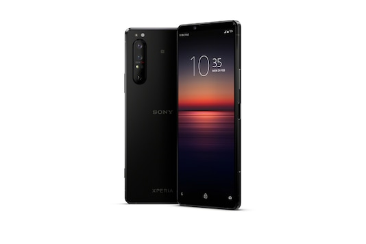 Sony Xperia 1 II (Image: AFP Relaxnews)