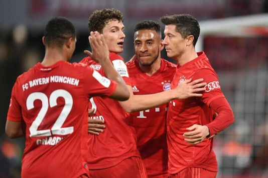 Bayern Munich (Photo Credit: Reuters)