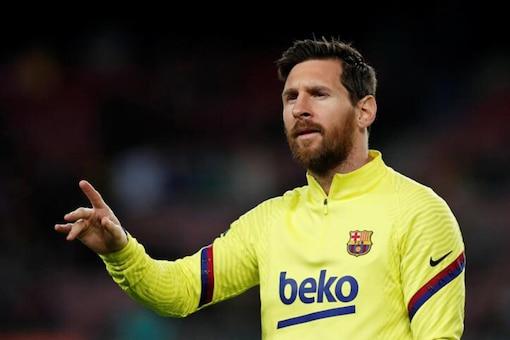 Lionel Messi (Photo Credit: Reuters)