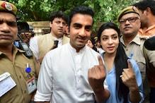Gautam Gambhir Urges People of Delhi to Exercise Right to Vote in 'Biggest Festival of Democracy'