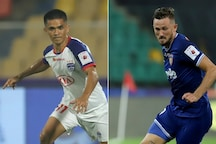 ISL 2019-20: Chennaiyin FC, Bengaluru FC Eye Full Points in Crucial Clash