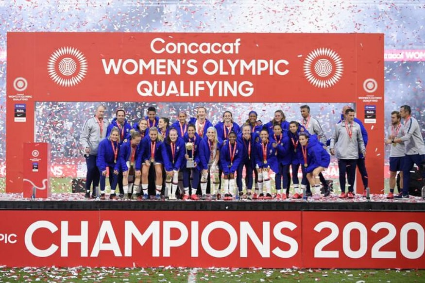 USA Beat Canada 3-0 in CONCACAF Women's Olympic Qualifying Final