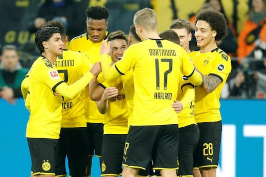 Borussia Dortmund (Photo Credit: Reuters)