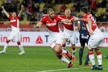 Ligue 1: Islam Slimani Header Gives Monaco 1-0 Win Over Montpellier