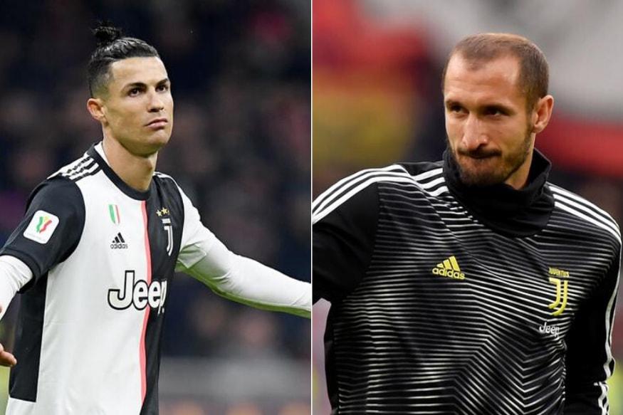 Serie A: Juventus Rest Cristiano Ronaldo for Brescia Clash, Giorgio Chiellini Returns from Injury