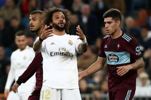 Real Madrid (Photo Credit: Reuters)