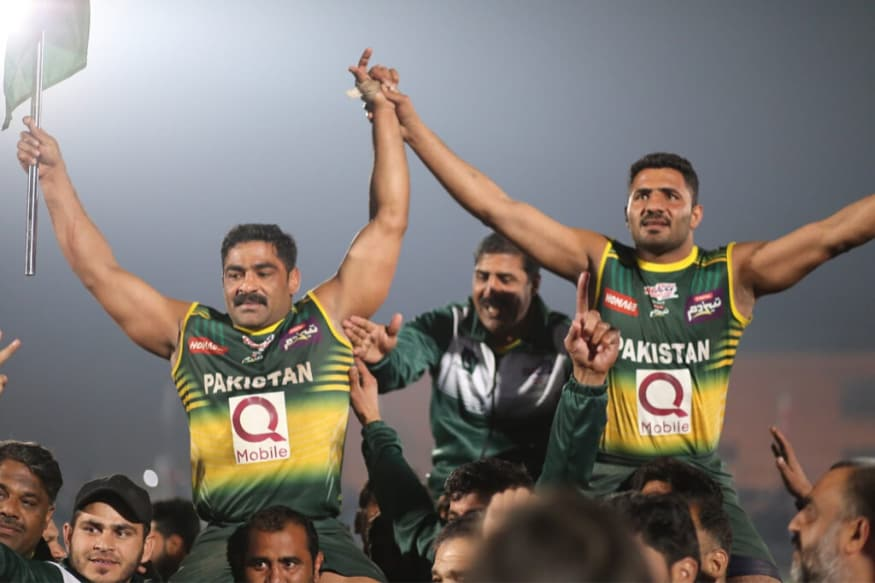 Credit Pro Auto >> Imran Khan Congratulates Pakistan for Beating 'Unofficial Indian Team' in Kabaddi World Cup Final