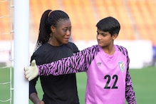 Nigerian Great Precious Dede to Help Prepare India's Next World Cuppers