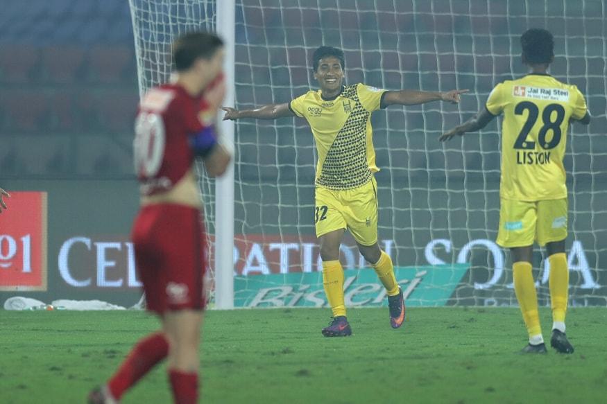 ISL 2019-20: Hyderabad FC End Season in Style, Beat NorthEast United FC 5-1