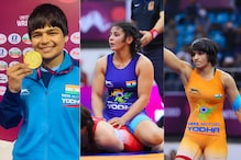Asian Wrestling Championships: Divya Kakran, Sarita Mor and Pinki Shine as India Bag 3 Gold, 1 Silver on Day 3