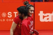Manika Batra and Sathiyan Gnanasekaran Help Table Tennis Fans Learn a Few Tricks on Twitter
