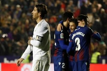 La Liga: Jose Luis Morales Blast Downs Real Madrid as Eden Hazard Limps Off Injured