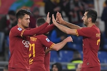 Serie A: Henrikh Mkhitaryan Shines as Roma End 2-month Losing Run With 4-0 Win over Leece