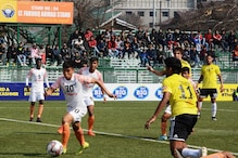 I-League 2019-20: Real Kashmir FC Snap 2-match Losing Run With Win Over Indian Arrows