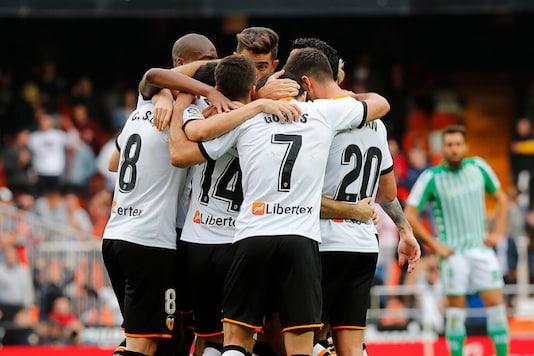Valencia (Photo Credit: Twitter)