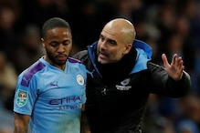 Pep Guardiola Not Concerned by Raheem Sterling's Dip in Form at the Turn of New Year