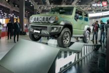 Maruti Suzuki Jimny Off-Roader SUV Makes India Debut at Auto Expo 2020 - Watch Video