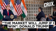 Trump Assures Indian Businessmen That Markets Will Jump If He Wins US Presidential Bid In 2020