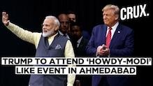 'Kem Chho Trump': US President to Address a 'Howdy-Modi' Like Event In Ahmedabad