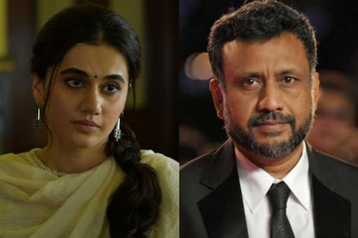 Book On My Life Incomplete Without Anubhav Sinha, says Taapsee Pannu