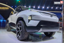 Auto Expo 2020: Tata Sierra Electric SUV Concept Detailed Image Gallery