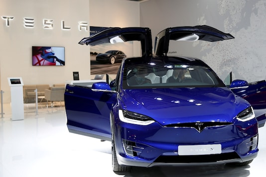 Tesla Model X (Image: Reuters)